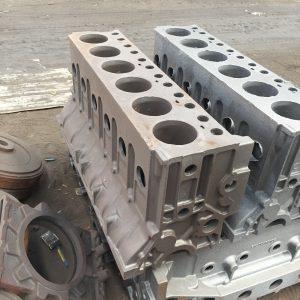 Diesel Engine Cylinder Block DI 2